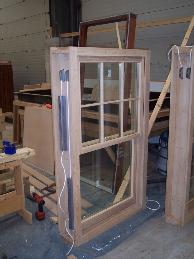 Sash and case window from Caseys
