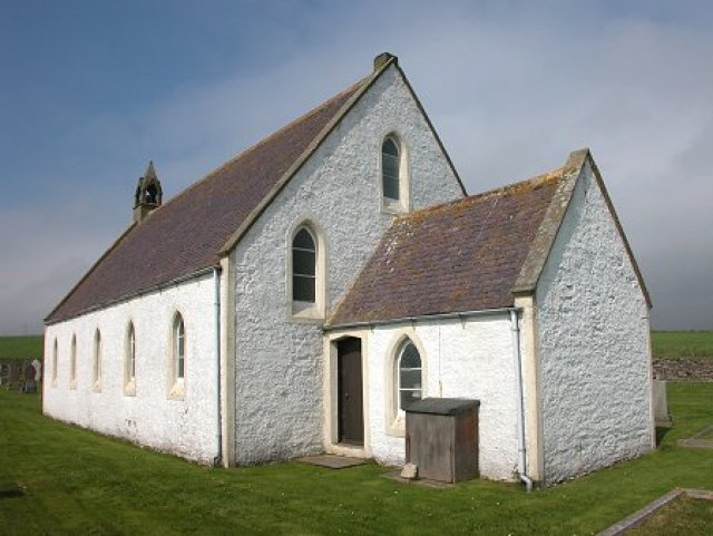St John's Church. Melsetter