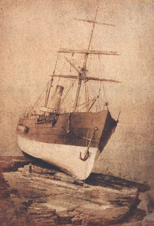 Shipwreck Longhope