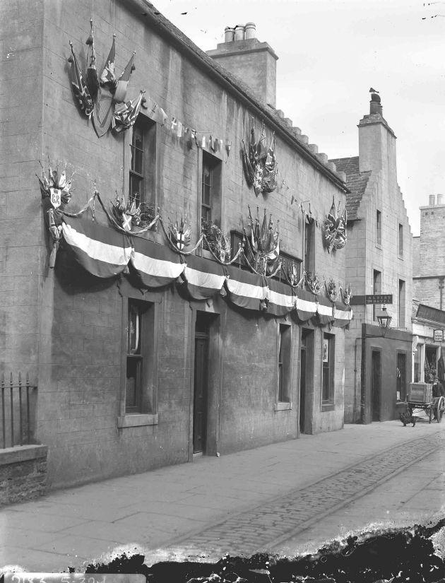 Imperial Hotel, Albert Street, Kirkwall