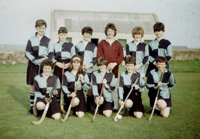 Unidentified Hockey Team