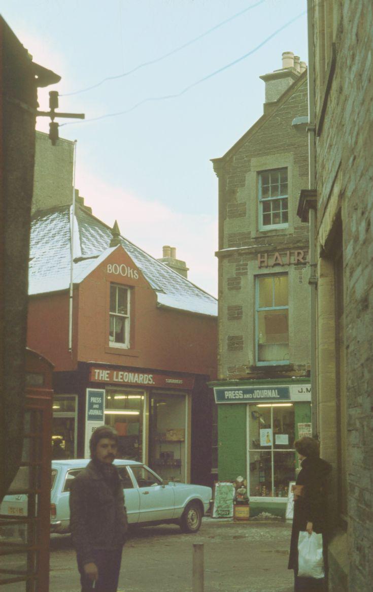 Kirkwall, The Leonards.
