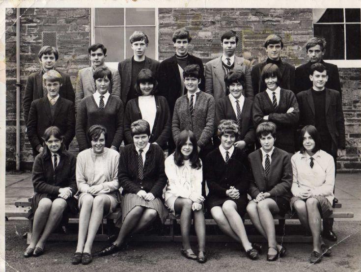 KGS 5th Year 1969
