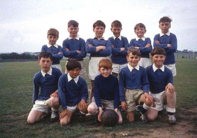 Stromness Lifeboys football team