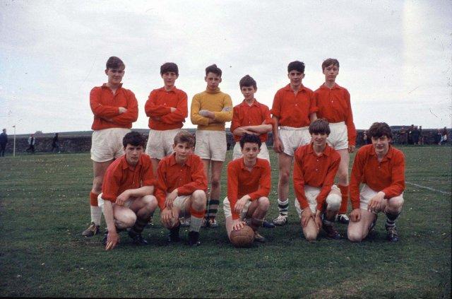 Orkney Schools football team
