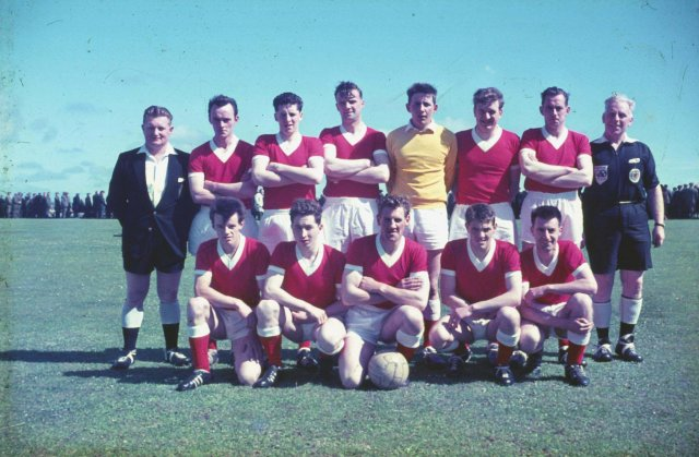Orkney County football team
