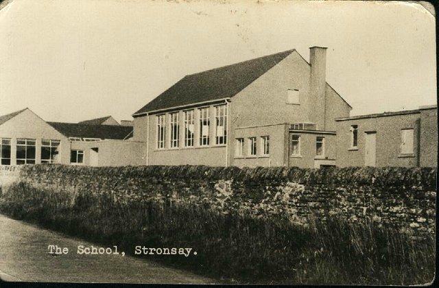 The School, Stronsay