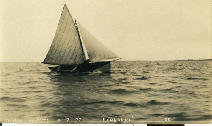 Sanday regatta