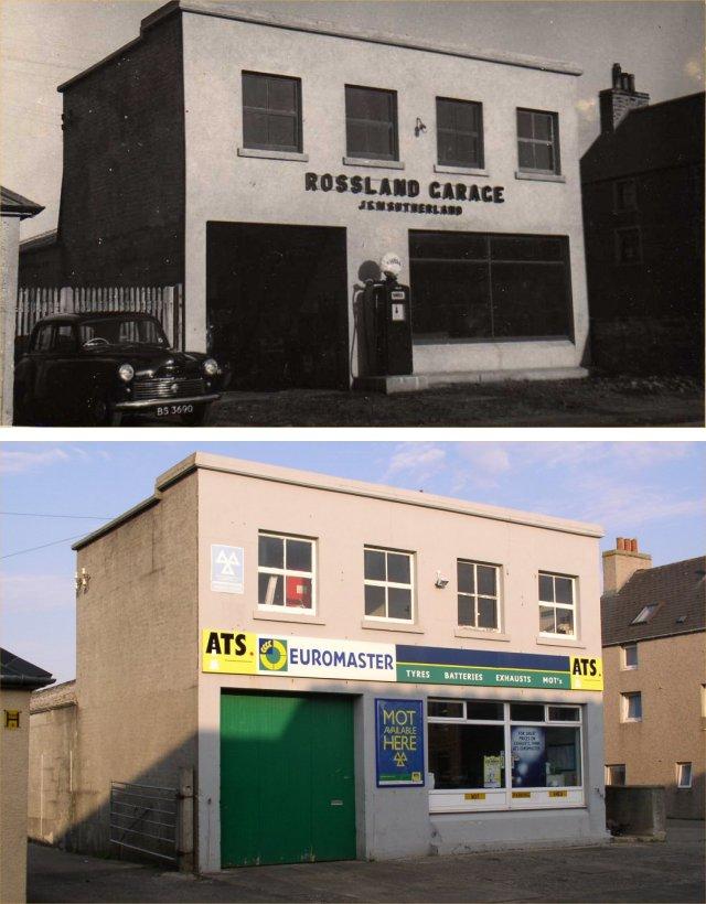 Rossland Garage, Kirkwall