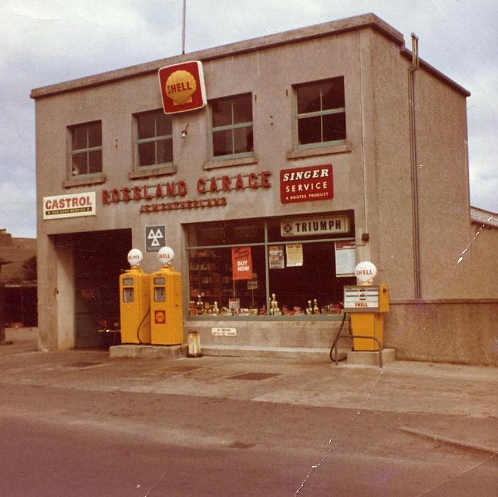Rossland Garage