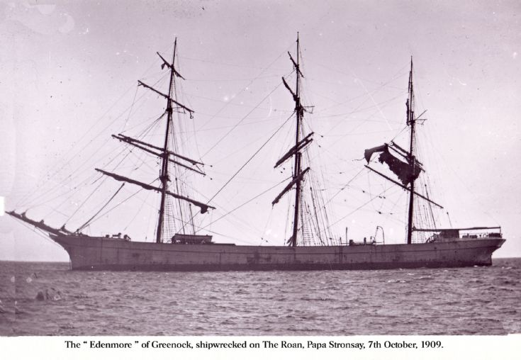 Edenmore Shipwreck