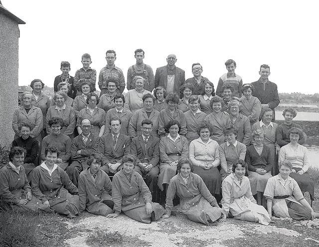 Ayre Grading Station 1957