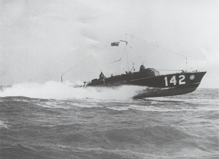 Air sea rescue craft 142
