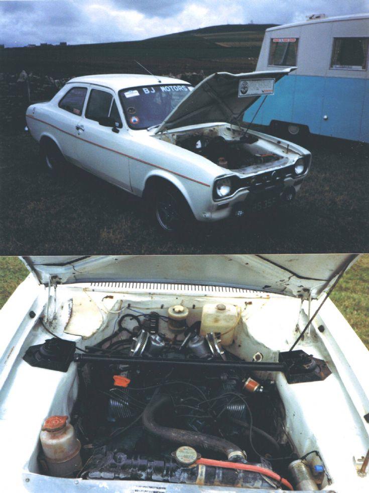 V8 into Mark 1 Escort ?