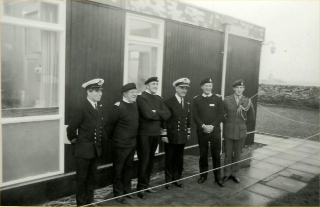 PHQ Orkney, at Scapa