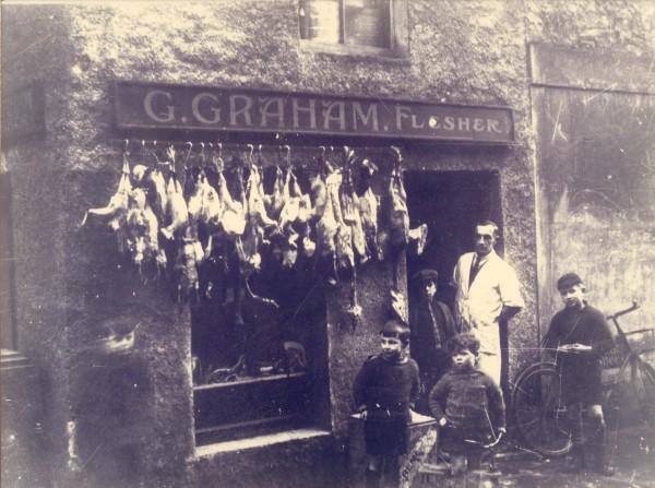 G  Graham Butcher    (Courtesy Eric Kemp)
