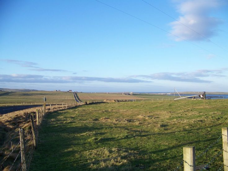 Westray, monthly changes