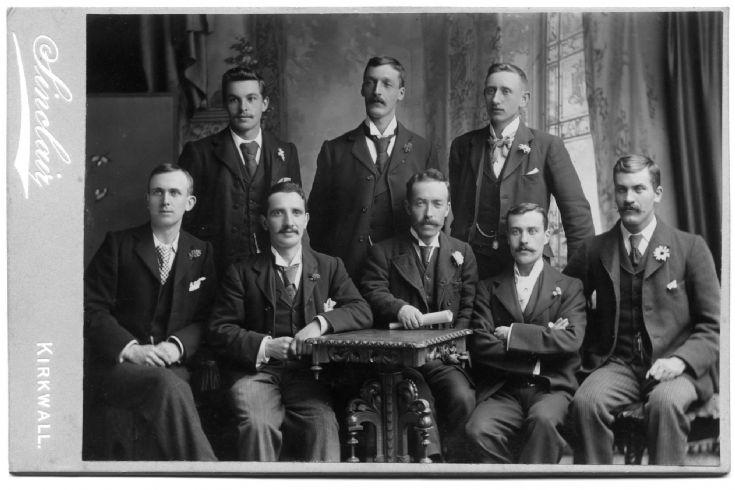 bank employees, Kirkwall