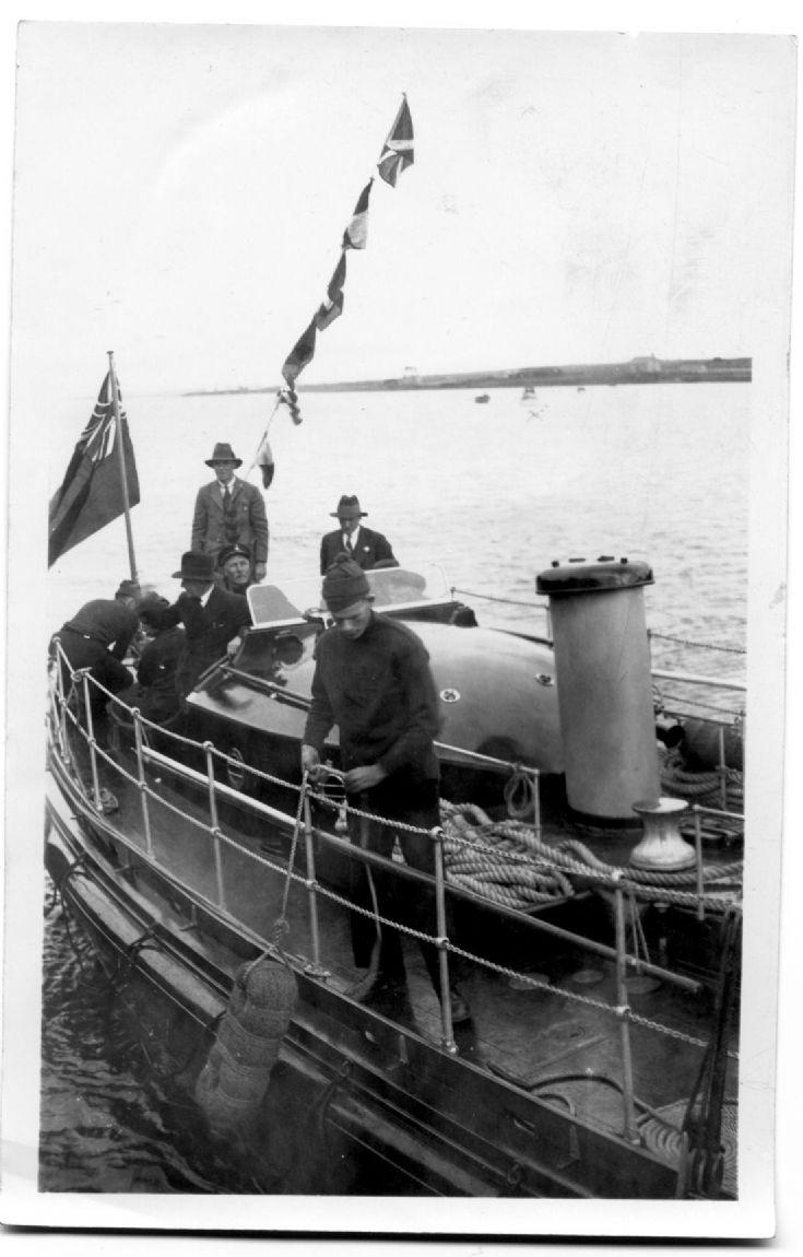 Longhope Lifeboat