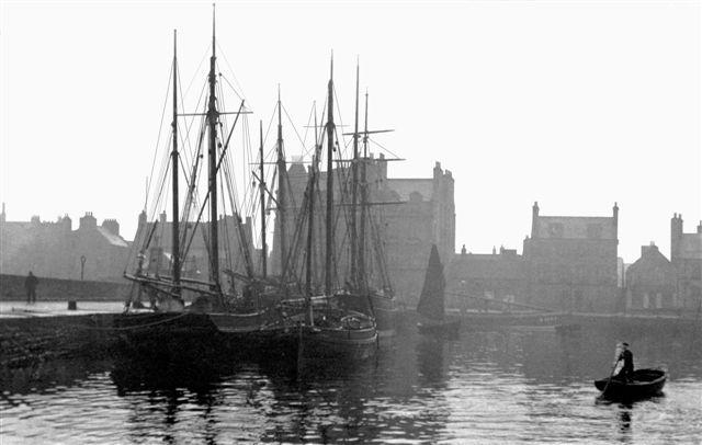 Kirkwall Harbour Basin
