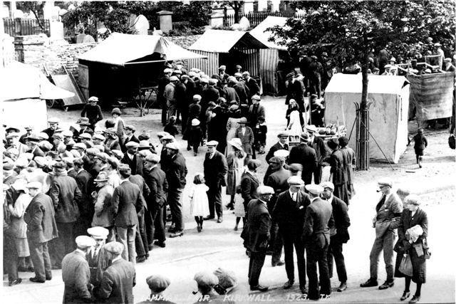 Lammas Fair, 1923