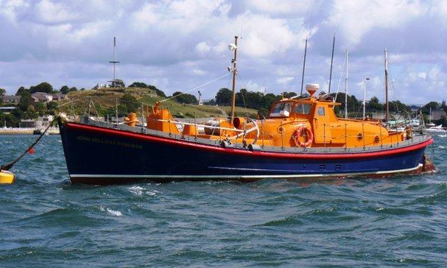 Former lifeboat, John Gellatly Hyndman