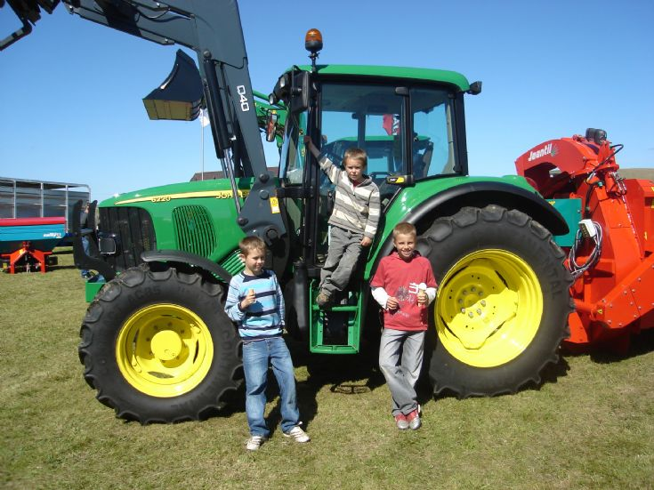 Dounby show 2007