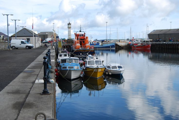THE BASIN - KIRKWALL HARBOUR