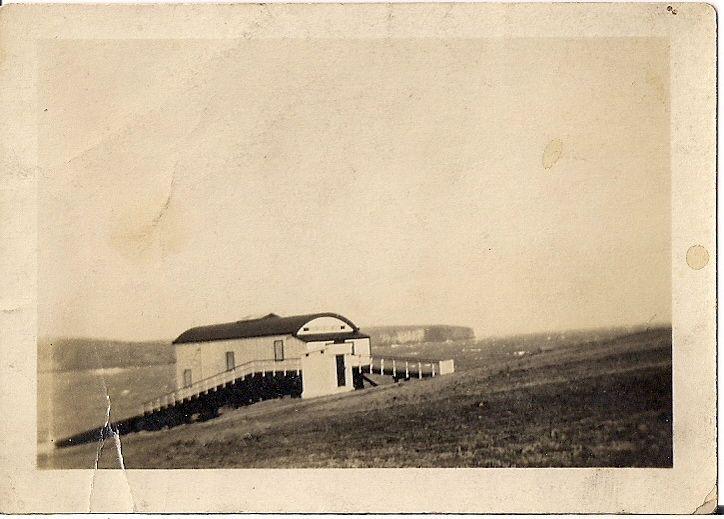 Longhope lifeboat shed