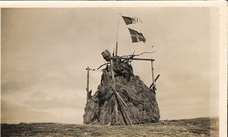 Date unknown  bonfire for what occasion?