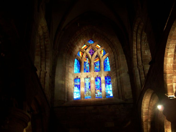 St Magnus Cathedral window