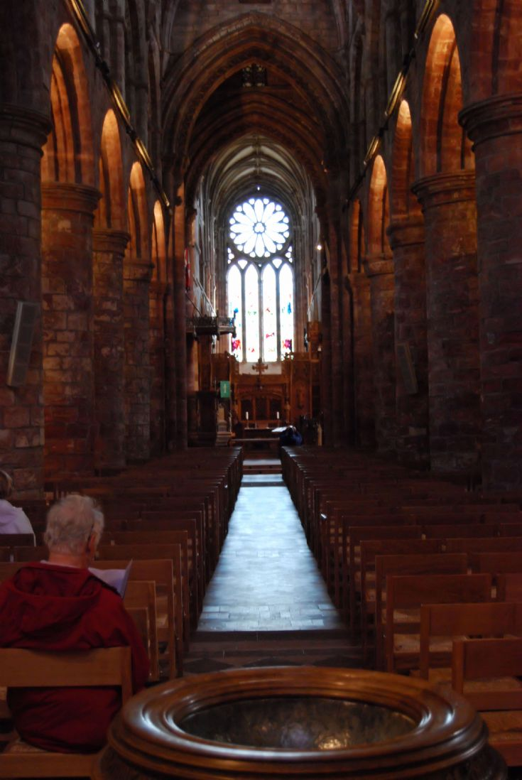 St Magnus Cathedral - Kirkwall - Orkney