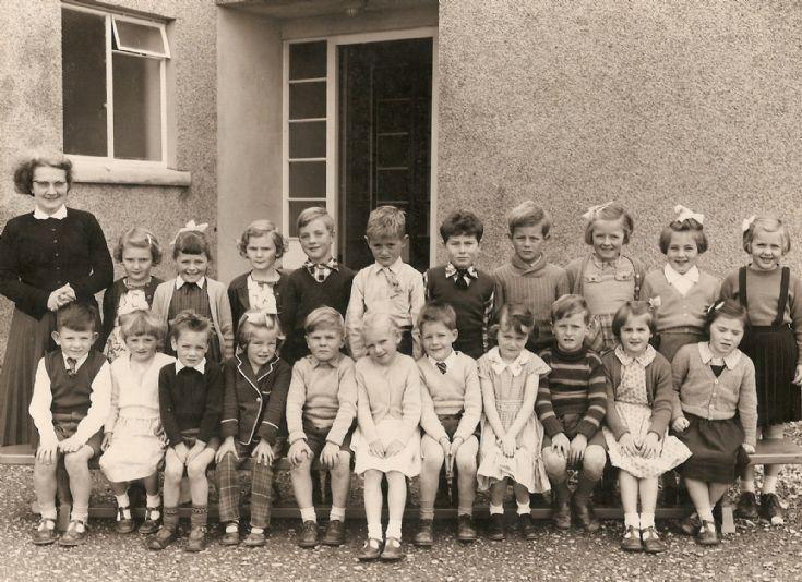 Stronsay School Mrs Maxwell's Class