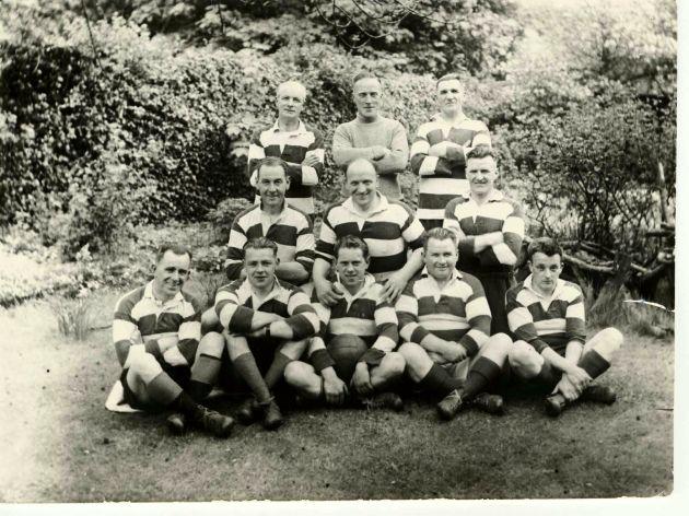 Football team, 1931