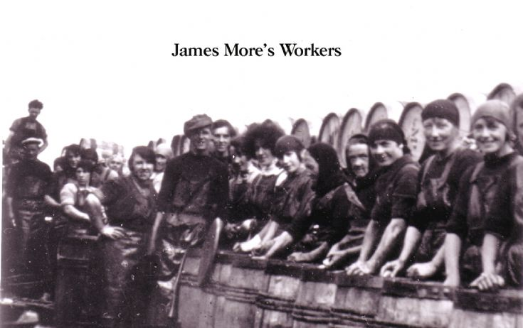 James More's workers