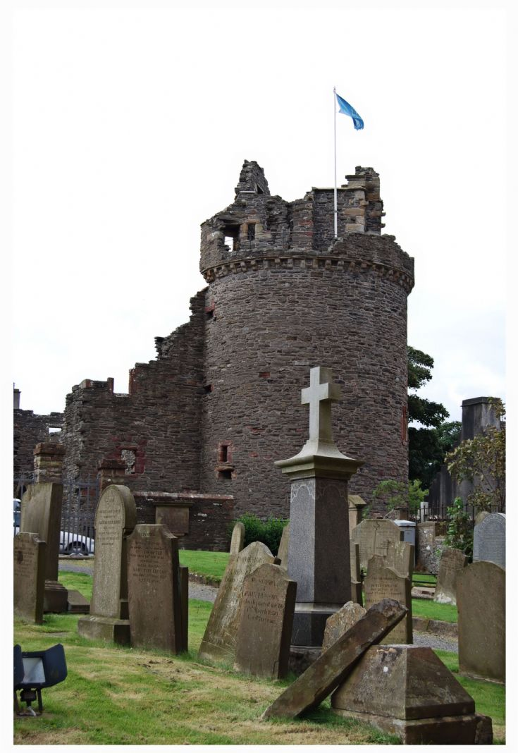 The Bishop's Palace - Kirkwall - Orkney