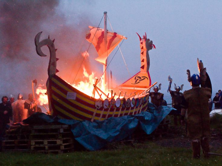 Up Helly Aa - Orkney Style
