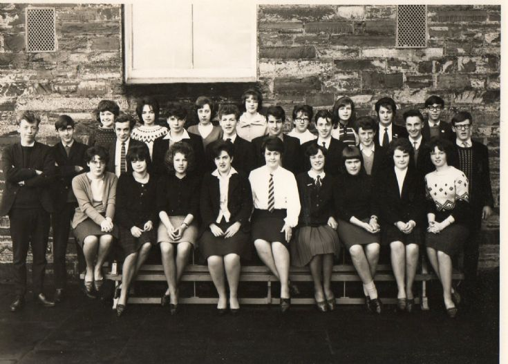 Kirlwall Grammar School - Class 4AL - 1965