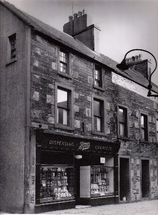 Boots The Chemist Early 50's