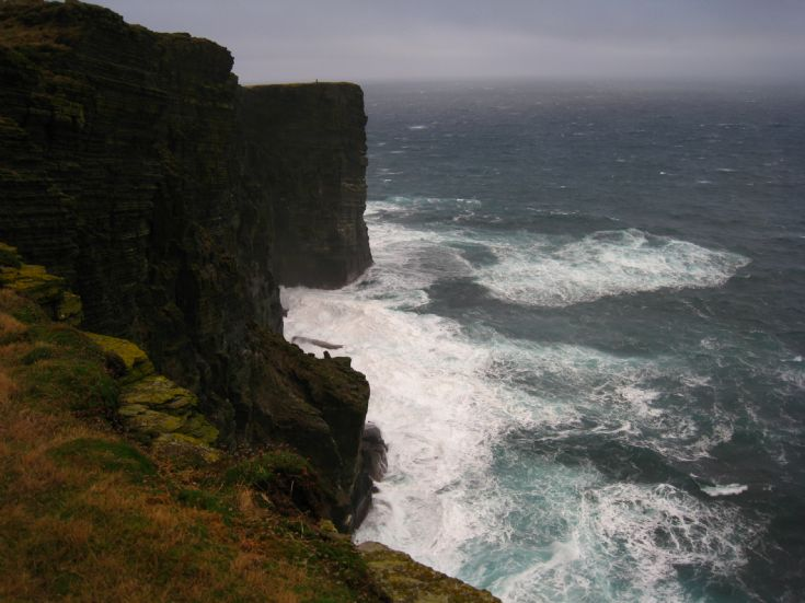 Stormy day at Marwick