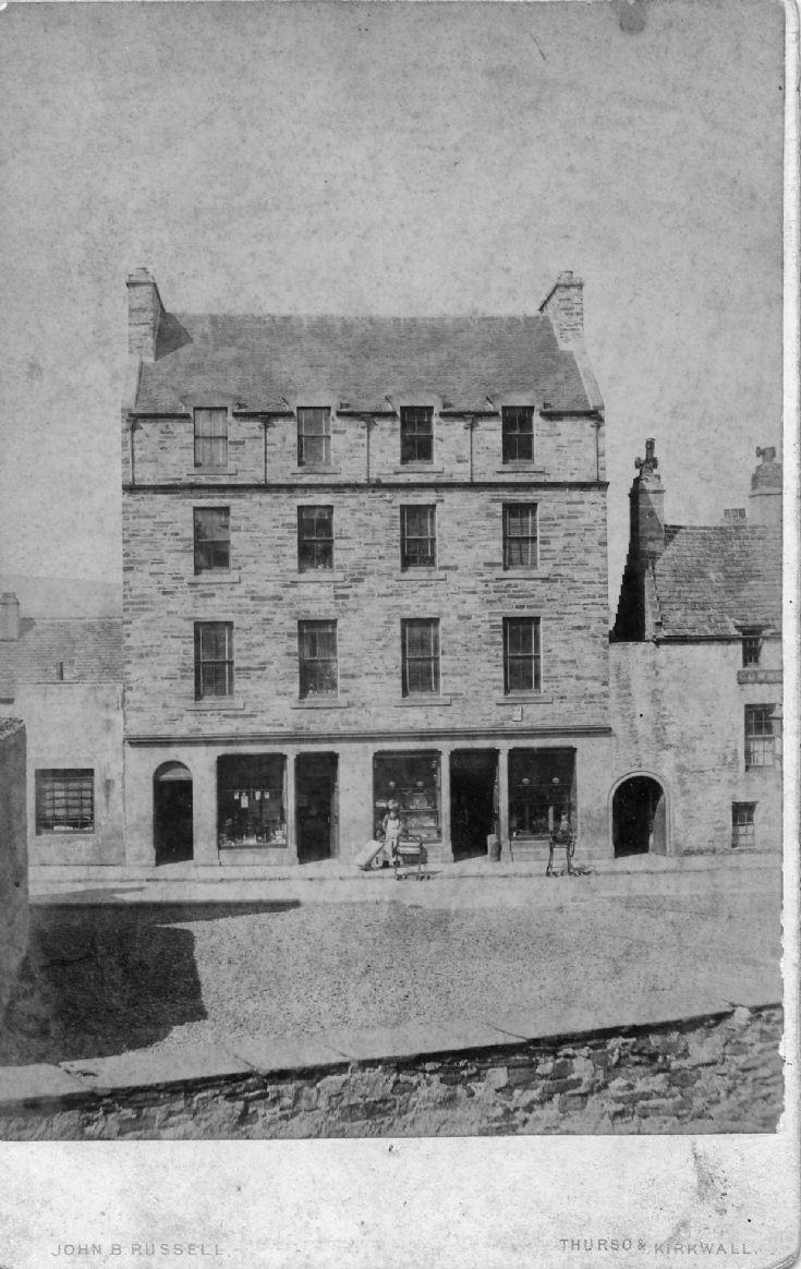 Shop in Broad Street
