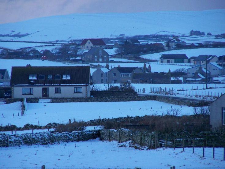 Snowy Harray