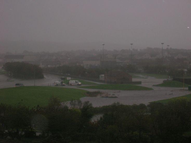 Kirkwall Flooding 26/10/06