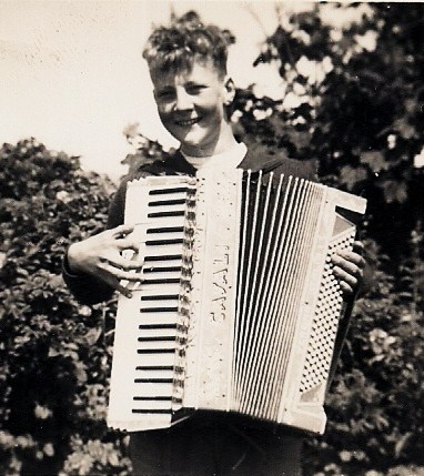 A young Gerbil
