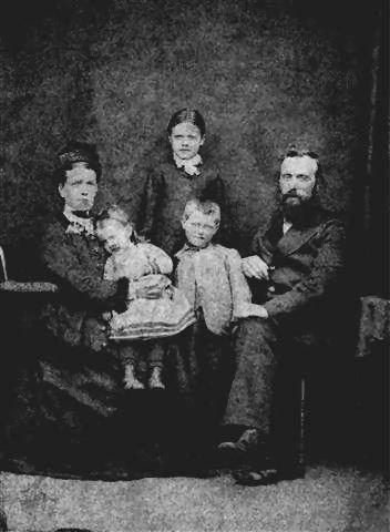 Peace family of Mounthoolie, Eday