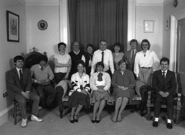 Stromness Shopping Week Committee 1988