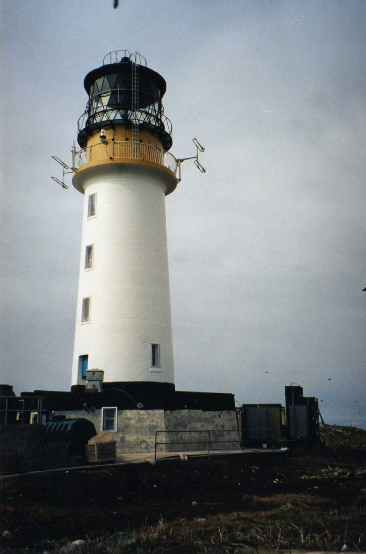Sule Skerry Lighthouse