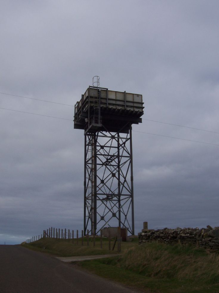 Stronsay Water Tower