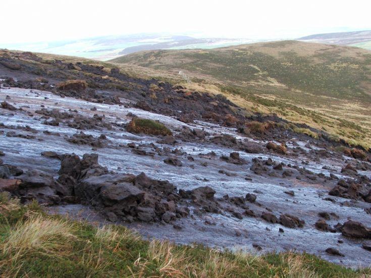 Landslide - the slippery slope!
