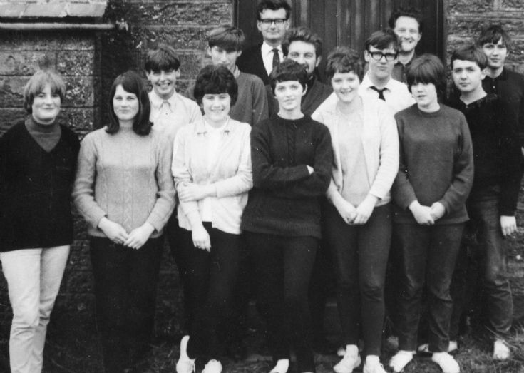 Youth Club Course - 1968